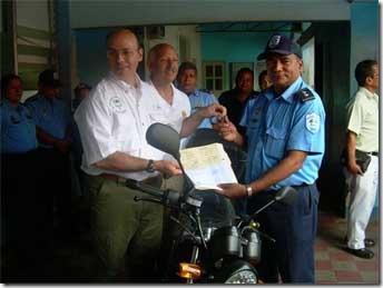 LENicaragua-motorcyle